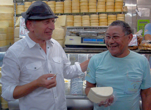 Australian TV team gets to know and show Brazilian artisanal cheeses